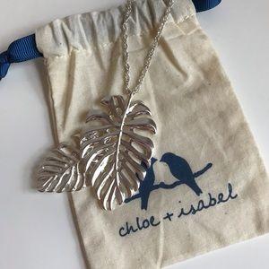 Chloe + Isabel Palma Long Pendant Necklace